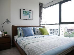 [スクンビット]アパートメント(52m2)| 2ベッドルーム/1バスルーム Cozy2BR StepsToBTS ComfyBed CityView Spacious Wifi