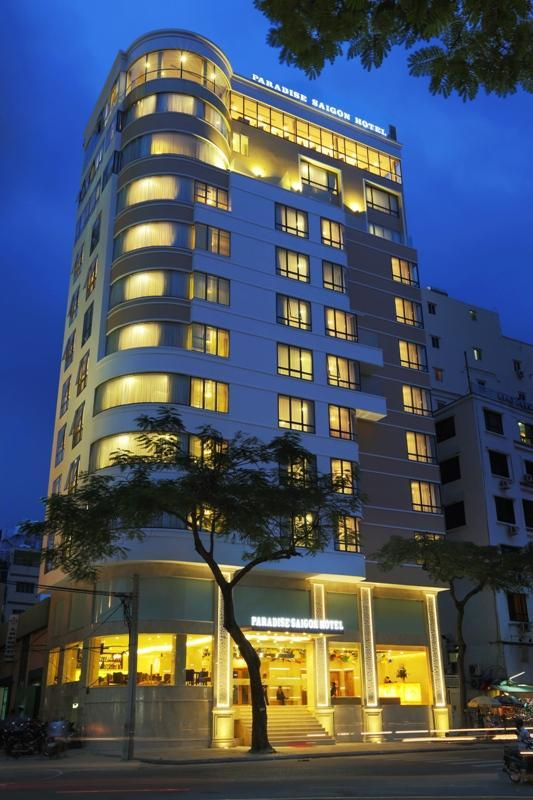 Paradise Saigon Boutique Hotel & Spa