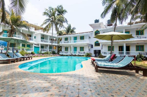 Dona Julia Beach Resort Goa