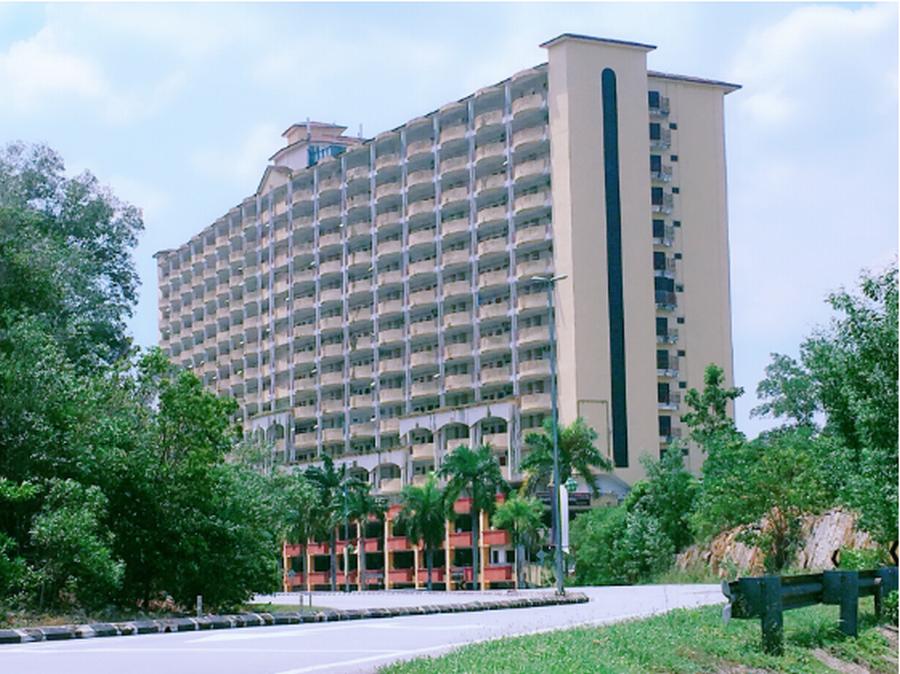 Dindings Pantai Desair Apartment By DPD