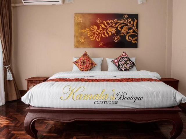 กมลา บูทิค เกสท์เฮาส์ – Kamalas Boutique Guesthouse