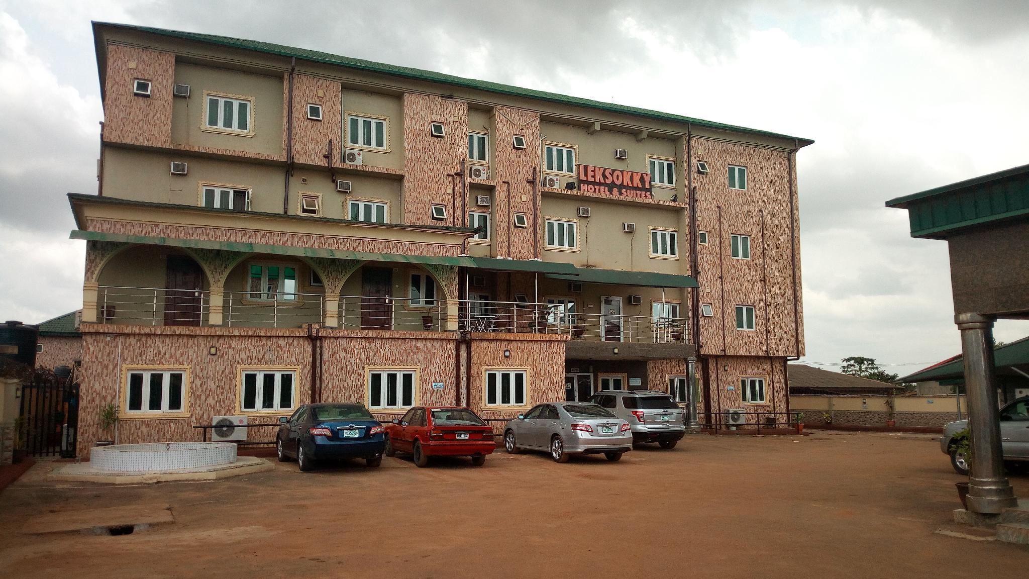 Leksokky Hotel And Suites