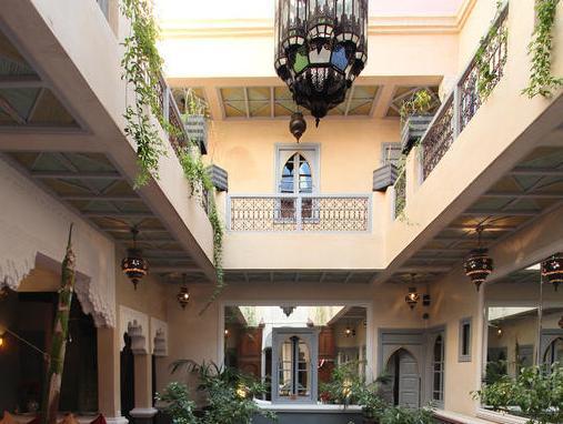 Riad Spa Sindibad Reviews