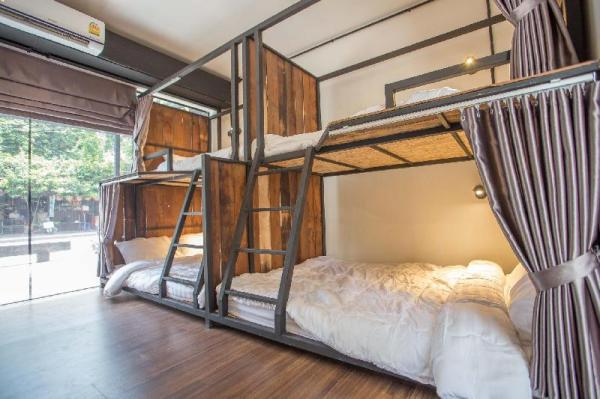 Sleep with You - Hatch Co-living and Co-working Space Chiang Mai