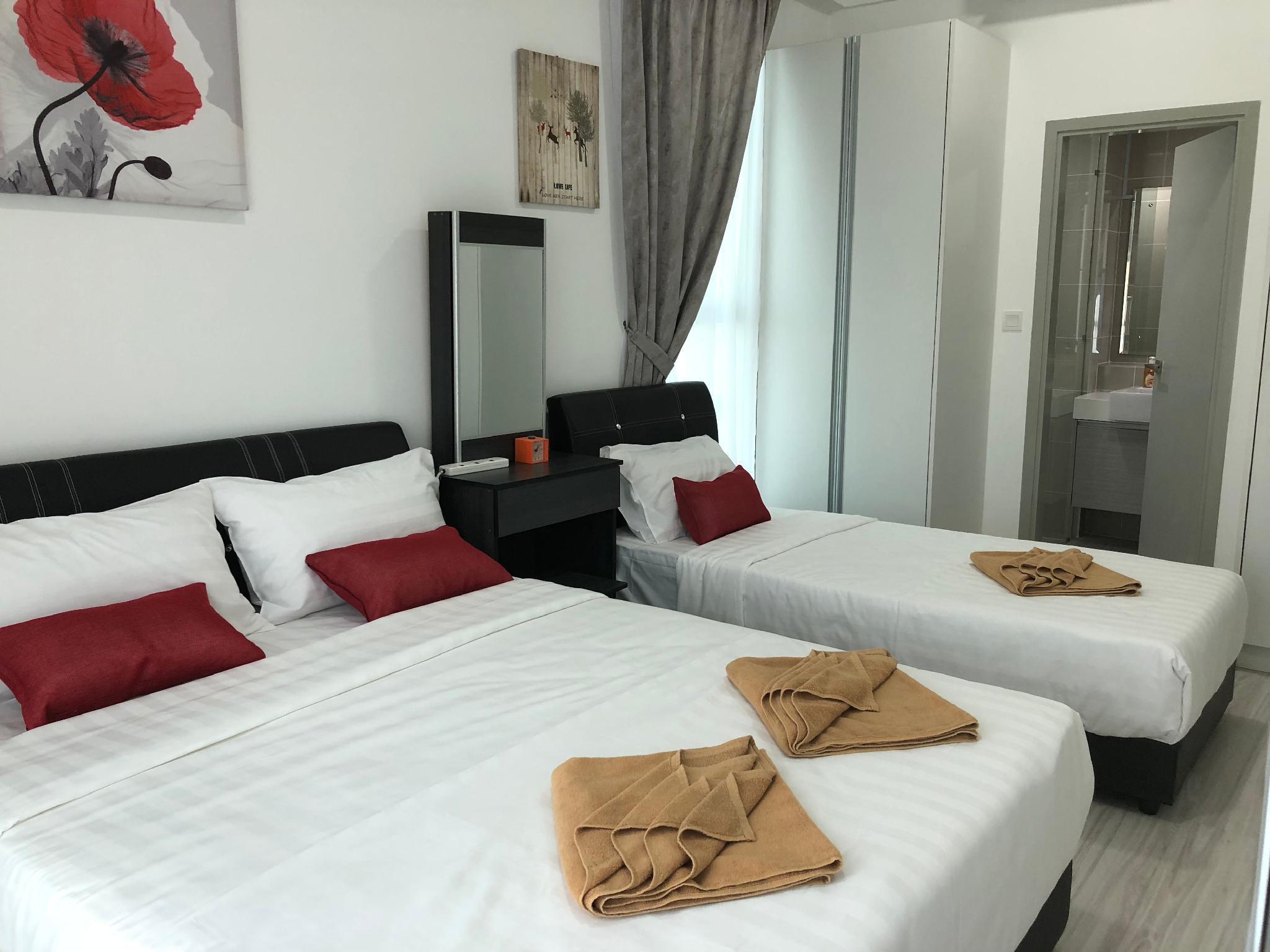 Convenient Home 1 @Kota Kinabalu City Centre