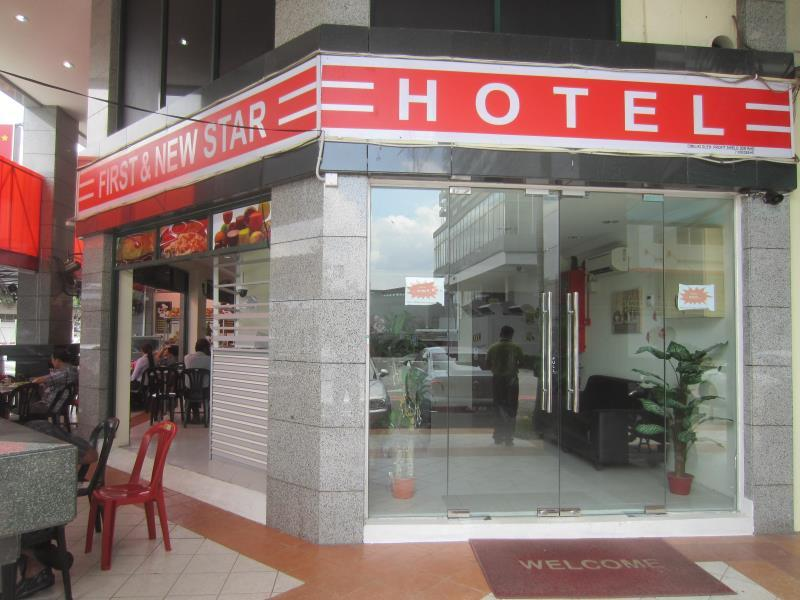 Hotel Murah di Pudu - First and New Star Hotel