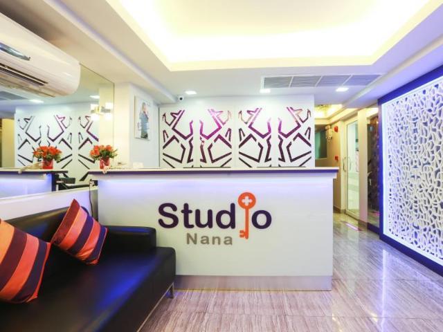 สตูดิโอ นานา บาย ไอเช็ค อินน์ – Studio Nana by iCheck inn