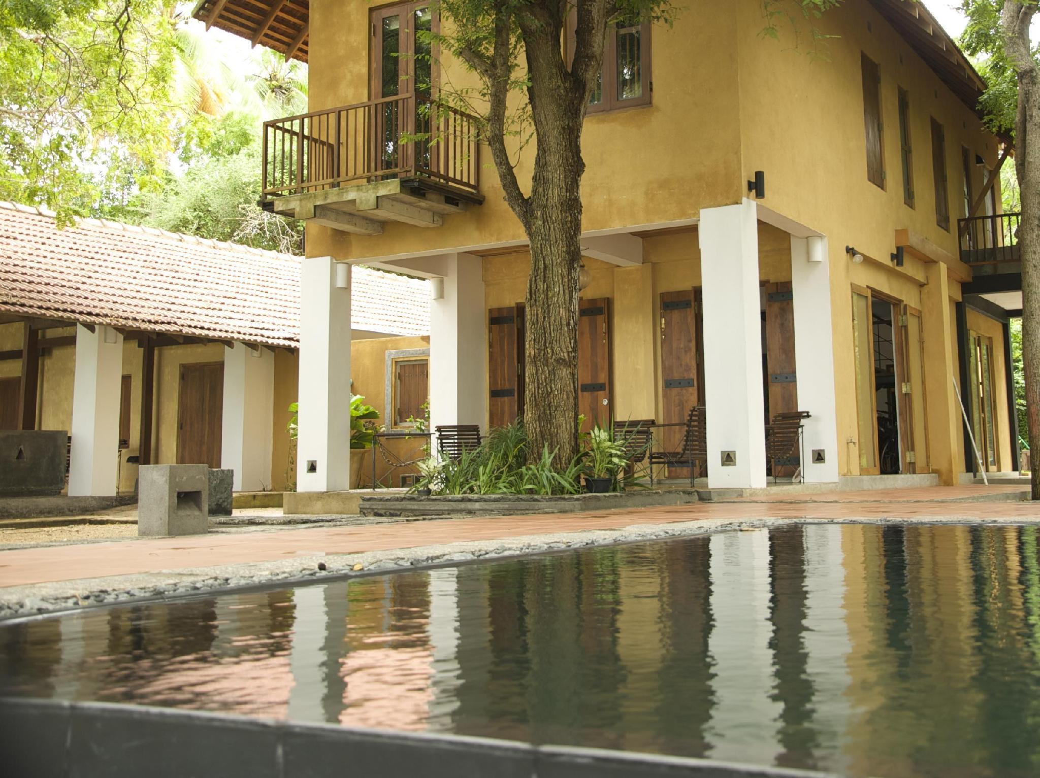 The Lagoon House Rekawa