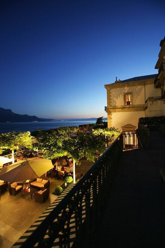 Hotel Des Trois Couronnes And Spa