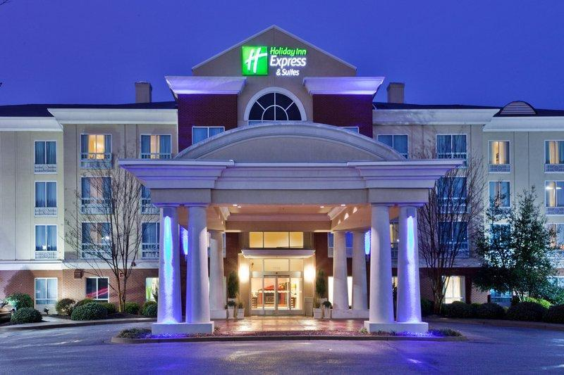 Holiday Inn Express Hotel And Suites Greenville I 85 And Woodruff Road