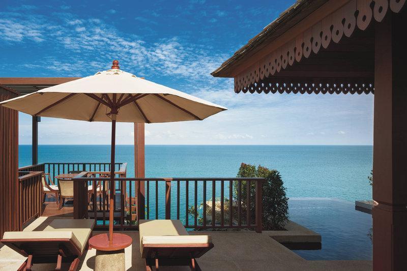 The Ritz-Carlton, Koh Samui เดอะ ริตซ์-คาร์ลตัน เกาะสมุย