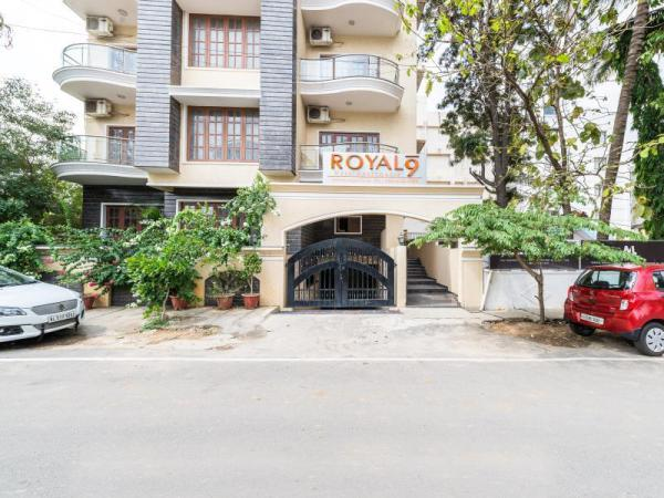 Treebo Royal 9 Apartment Bangalore