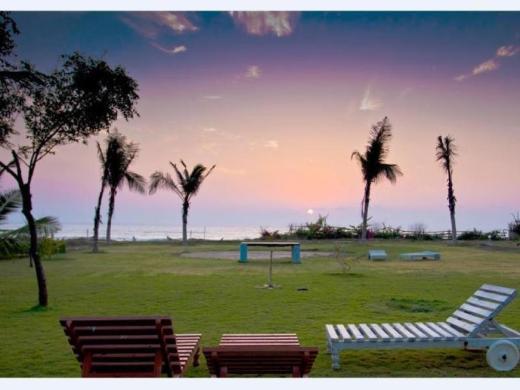Hotel Sea Breeze at Mahabalipuram