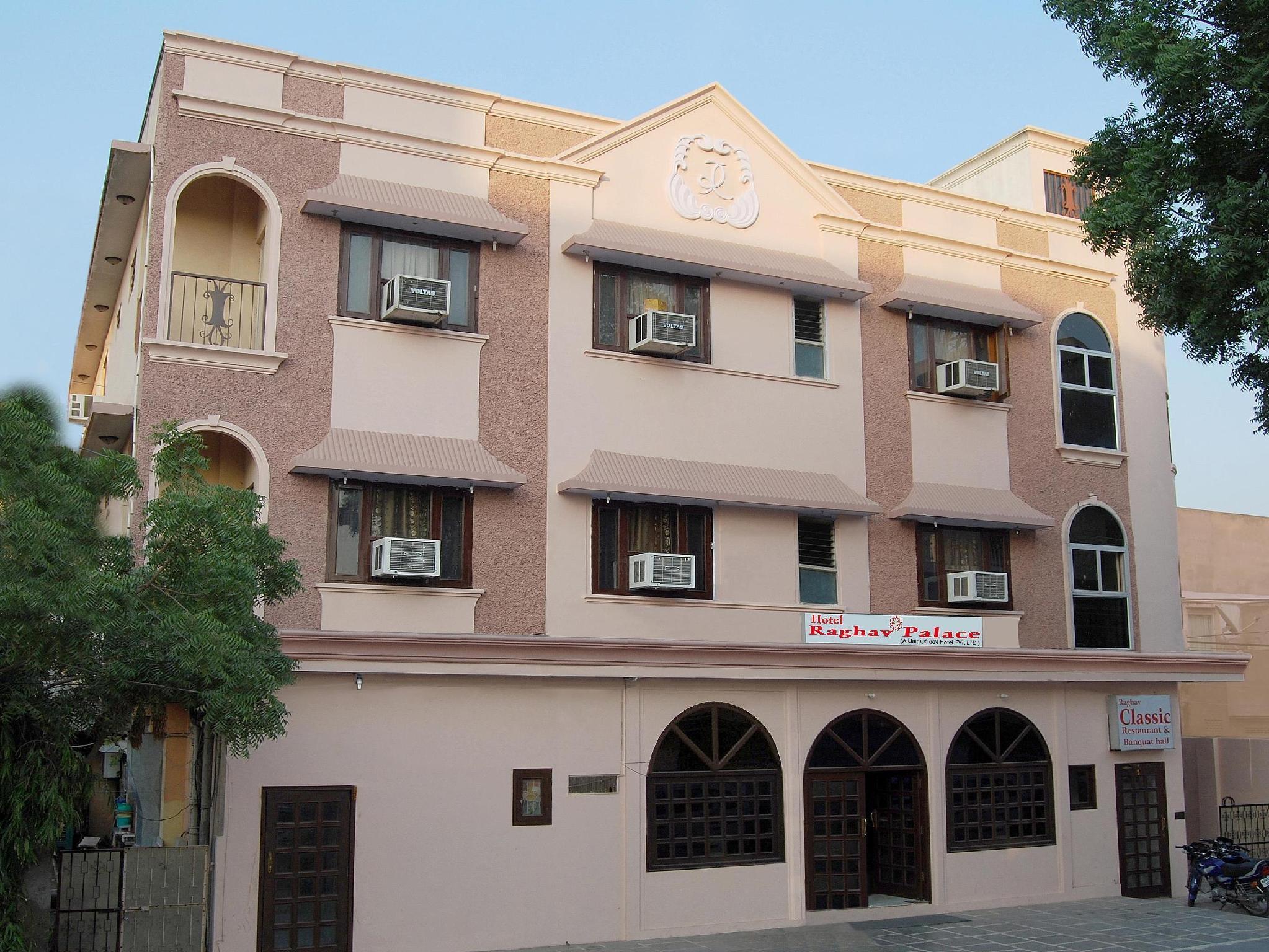 Hotel Raghav Palace