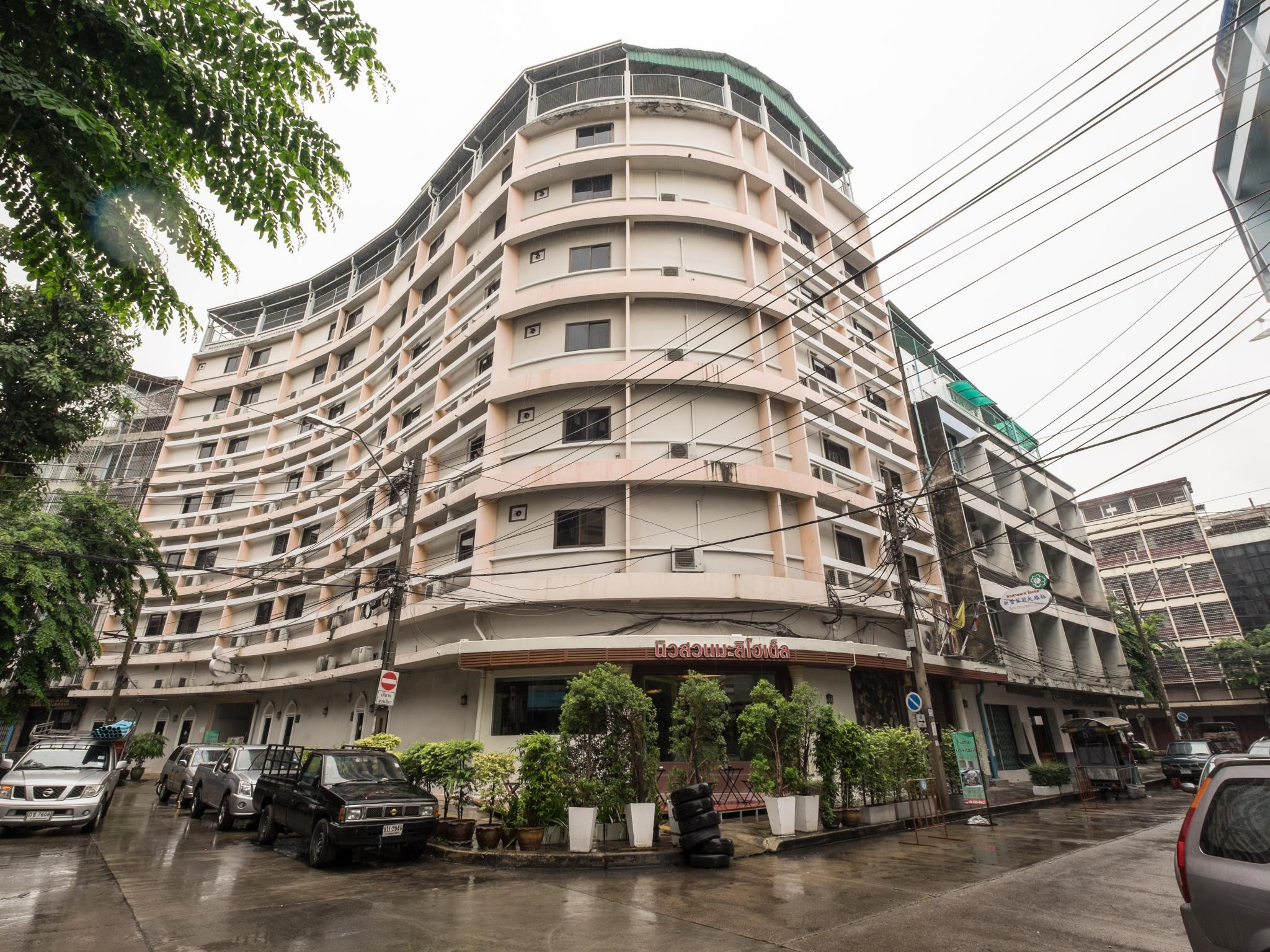 New Suanmali Hotel โรงแรมนิวสวนมะลิ