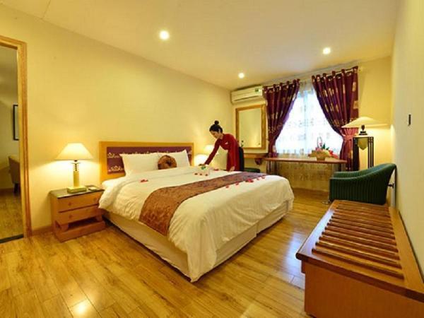 Golden Sun Villa Hotel Hanoi