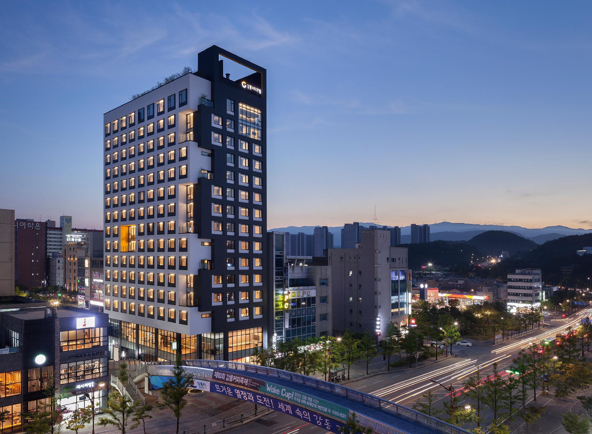 Gangneung City Hotel