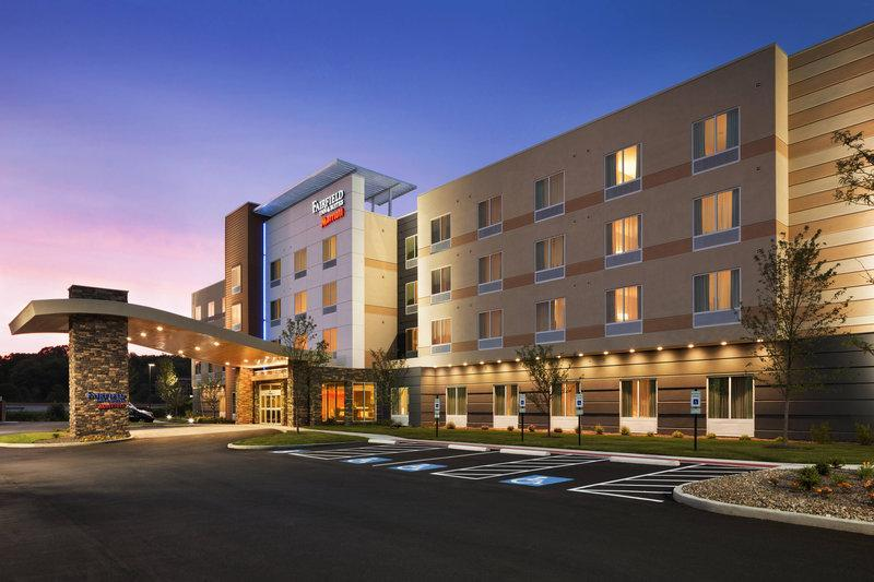 Fairfield Inn & Suites Akron Fairlawn