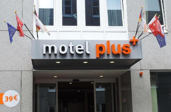 motelplus Berlin Berlin