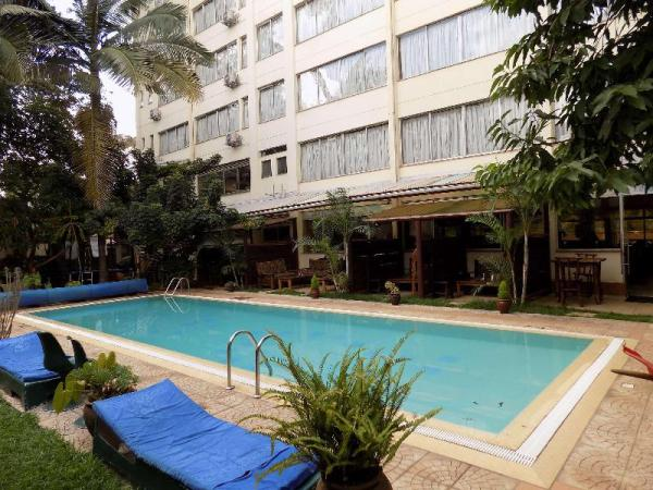 Kenya Comfort Hotel Suites Nairobi