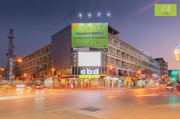 CBD Hotel Surat Thani