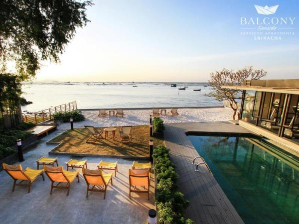 Balcony Seaside Si Racha Hotel & Serviced Apartments Chonburi