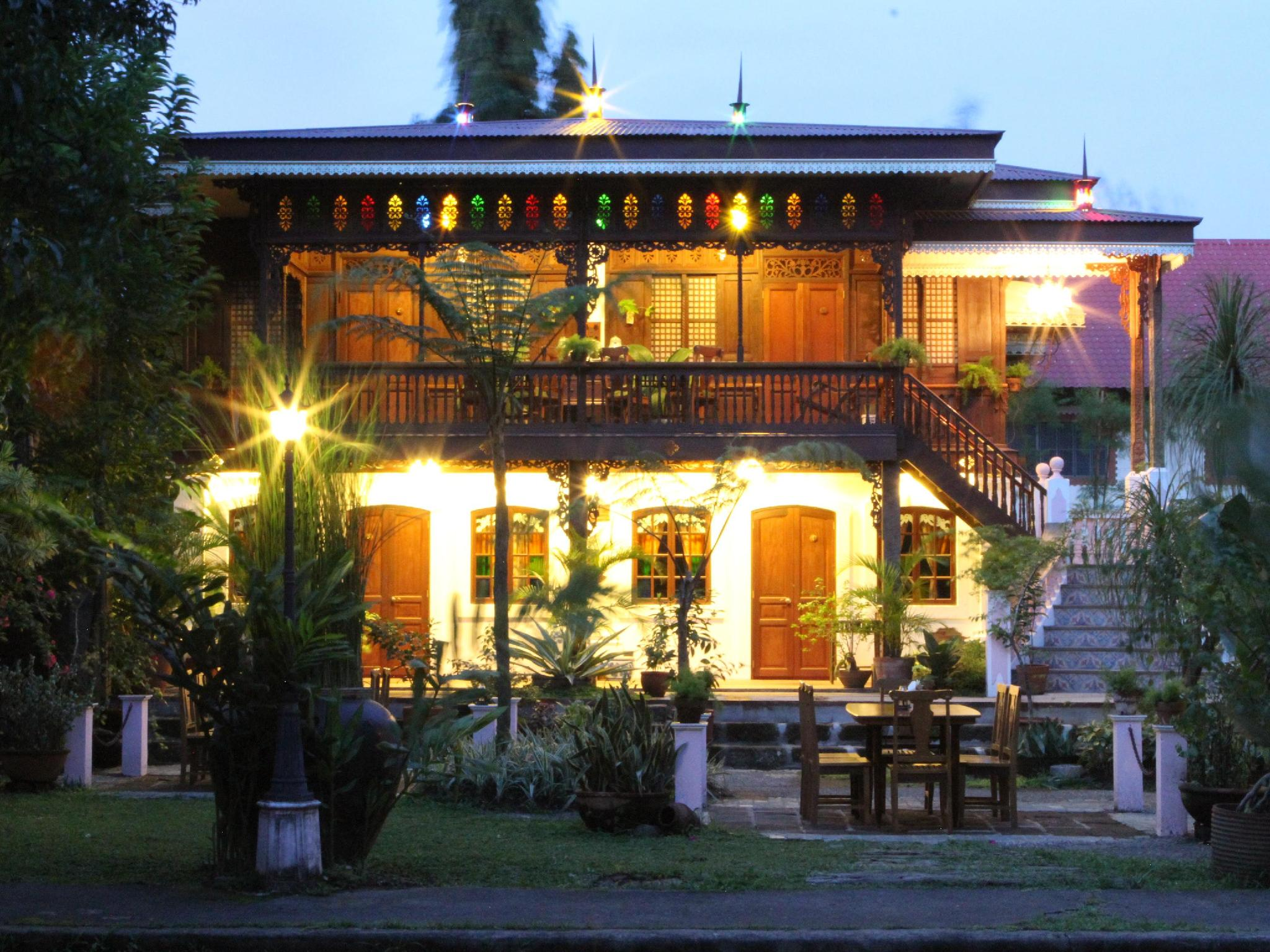 San Pablo City Sulyap Bed Breakfast Casa De Alitagtag Boutique Hotel In Philippines Asia