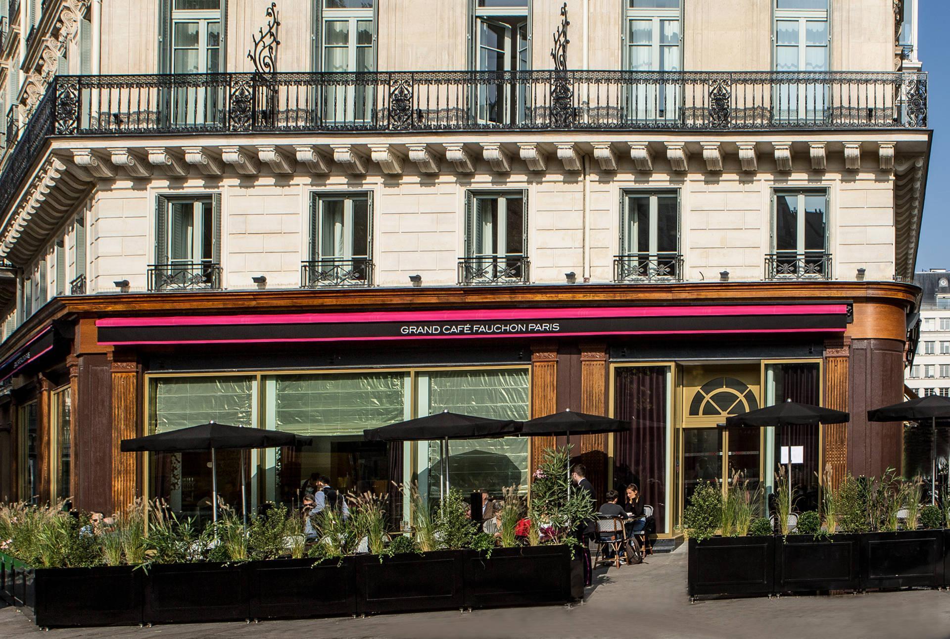 Fauchon L Hotel