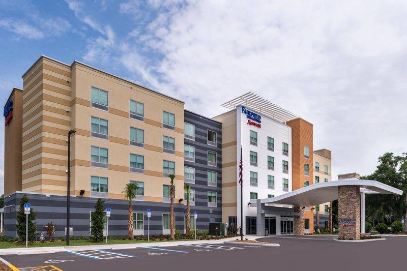 Fairfield Inn And Suites Orlando East UCF Area