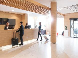 布魯塞爾中央車站諾富特酒店