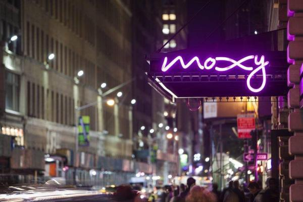 MOXY NYC Times Square New York