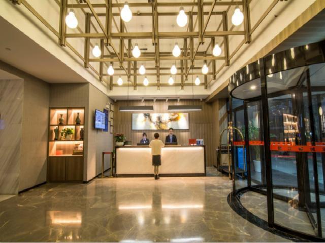 Jinjiang Metropolo Hotel Hangzhou Huanglong Wensan Road Branch