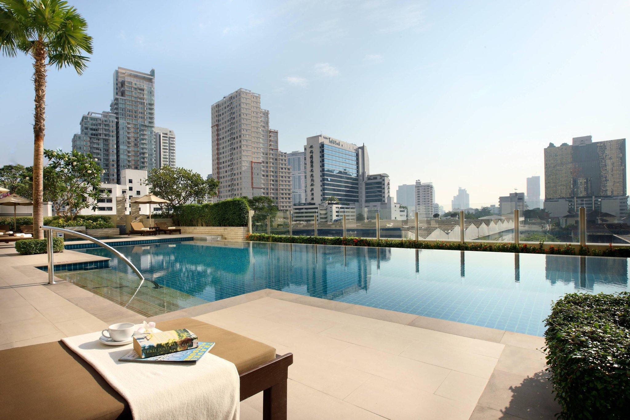 Sukhumvit Park, Bangkok - Marriott Executive Apartments สุขุมวิทพาร์ค กรุงเทพฯ - แมริออท เอ็กเซกคิวทีฟ อพาร์ตเมนต์