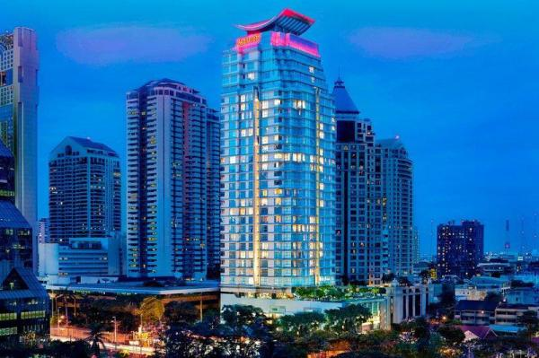 Sathorn Vista, Bangkok - Marriott Executive Apartments Bangkok