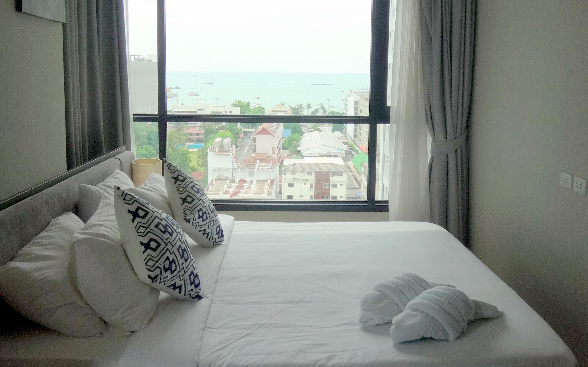 The Base Condo   Sea View   2 Bedroom Apartment