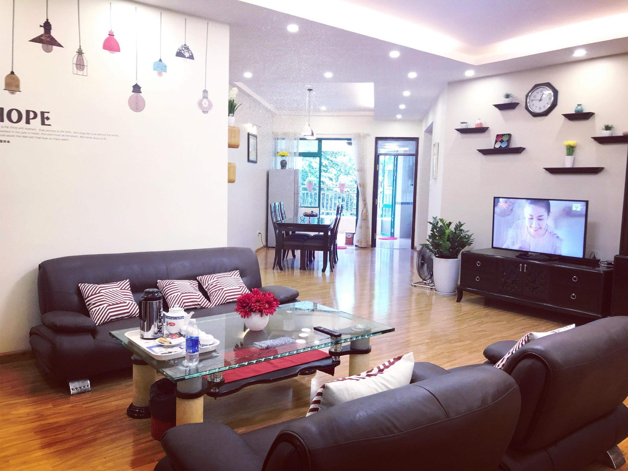 Large Apartment  120m2  In Trung Hoa Nhan Chinh