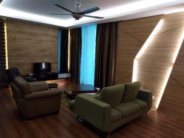Vivacity Jazz 3 Apartment Kuching (CozyLife) 10 Kuching