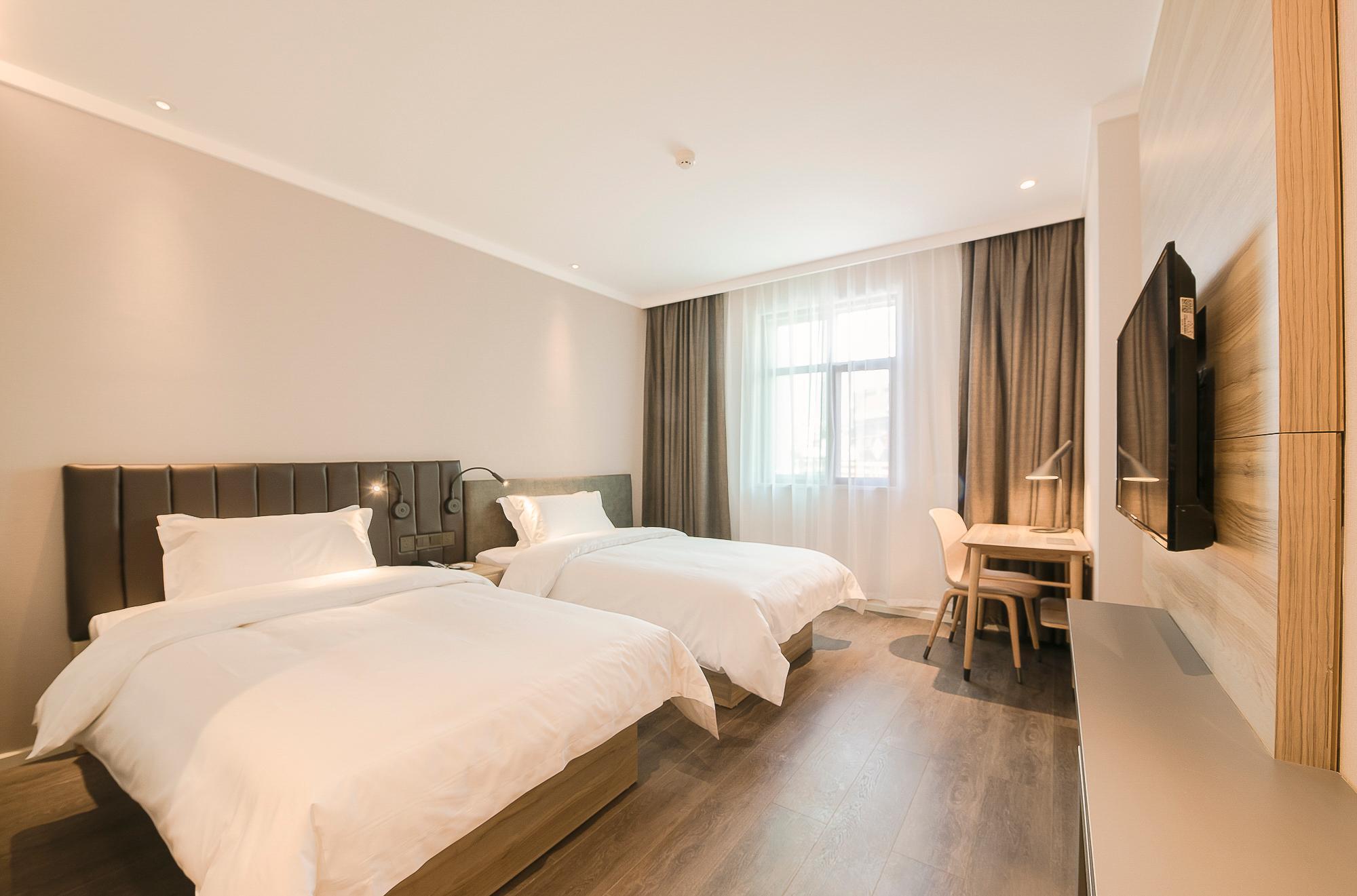 Hanting Premium Hotel Chengdu Yushuang Road Metro Station