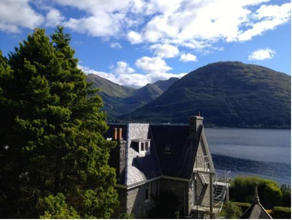 The Lodge On The Loch Fort William