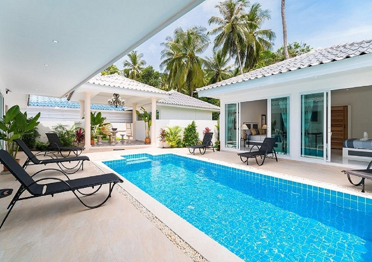 Wirason Pool Villa 4 BR