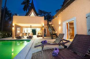 [クロンソン]ヴィラ(875m2)| 4ベッドルーム/4バスルーム Nirvana Villa 4BR Private Pool