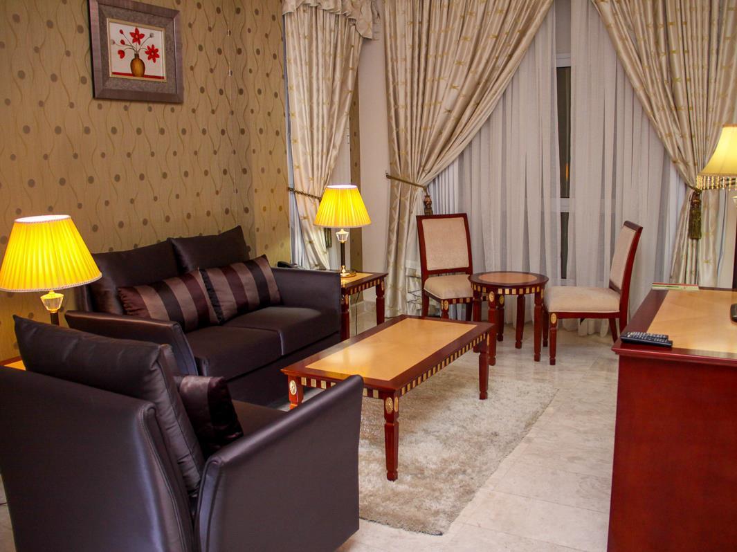 Pioneer Hotel Apartments Muscat 5