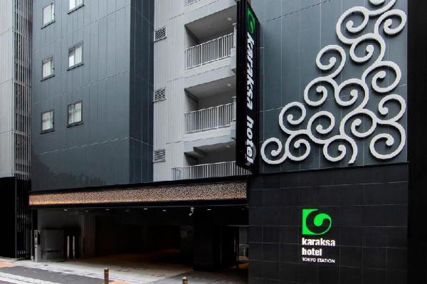 karaksa hotel Tokyo Station Tokyo