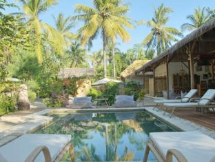 La Cocoteraie Ecolodge Gili Trawangan - Lombok