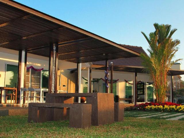 เชียงราย กรีน พาร์ค รีสอร์ต – Chiang Rai Greenpark Resort