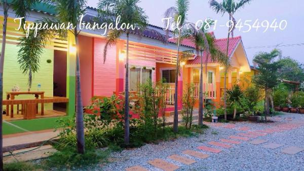 Tippawan Bungalow Chonburi