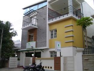 Green Paradise Serviced Apartment