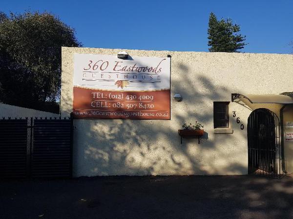 360 Eastwoods Guesthouse Pretoria