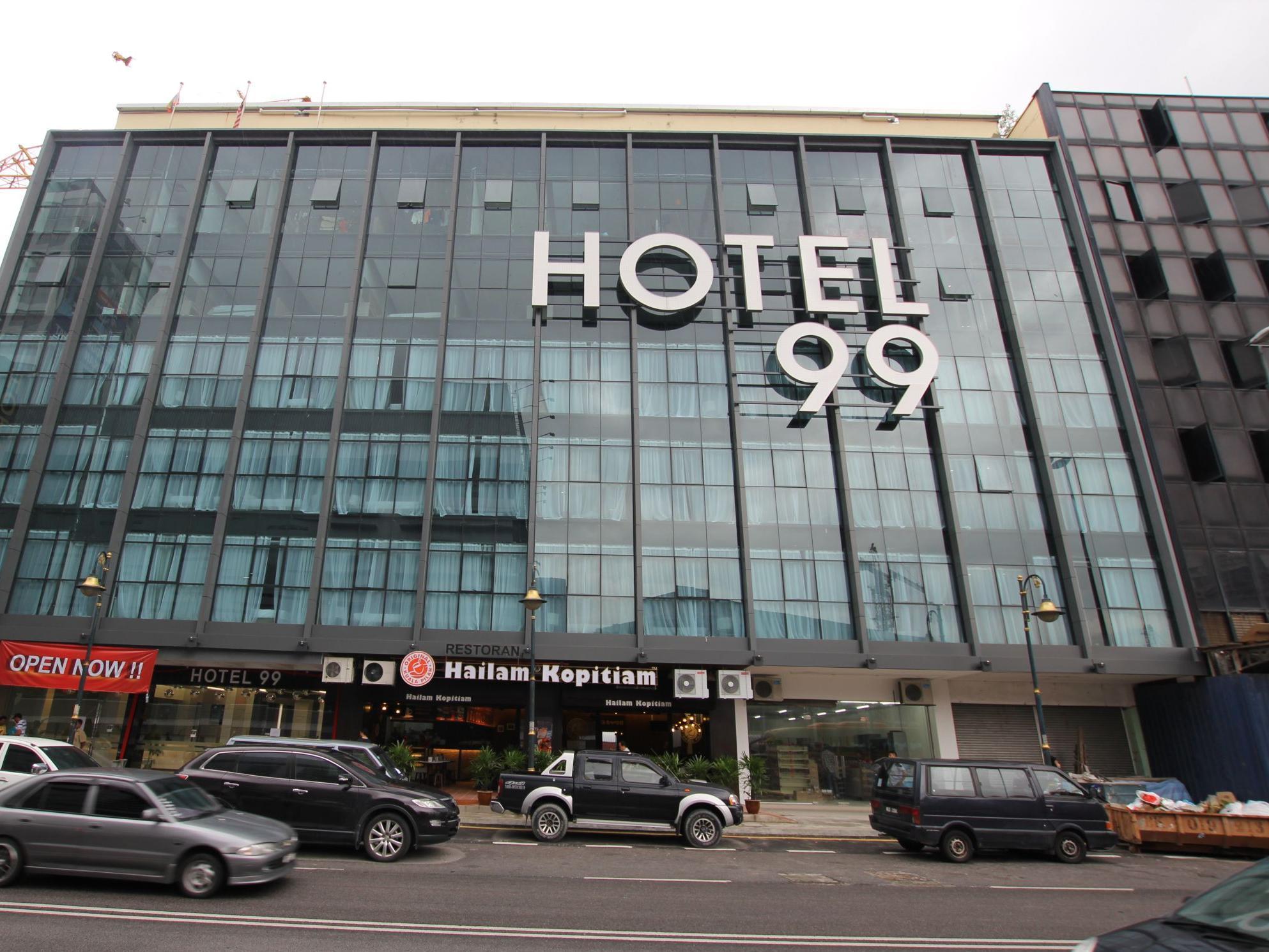 Hotel 99 Kuala Lumpur  Chinatown