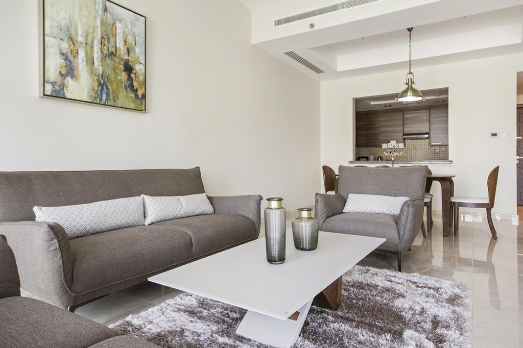 Bespoke Residences Bay Square 1 BR CreekView BS905